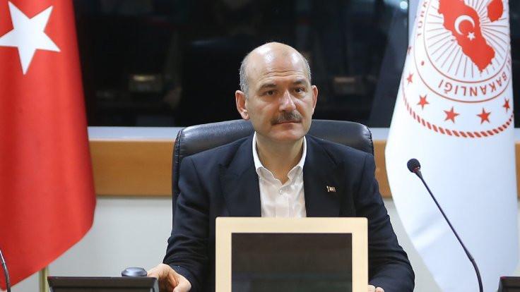 Süleyman Soylu: Maraş, Çorum yaşatmak isteyen akıl Suriyelileri merkeze aldı