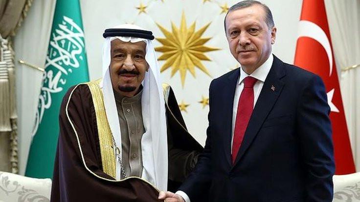 Erdoğan, Kral Selman'ı aradı