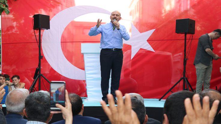 Süleyman Soylu: İstanbul'un başına bir tezgah kuruluyor