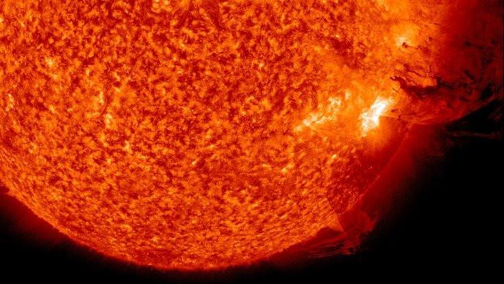 Güneş plazmasıyla ilgili yeni keşif