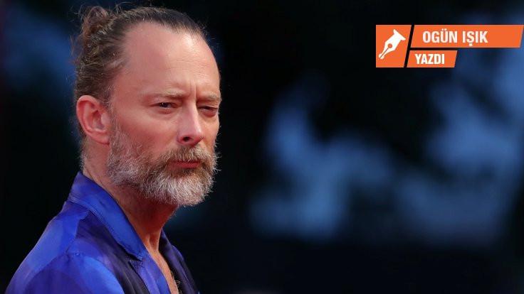 Radiohead'siz ilk Thom Yorke albümü