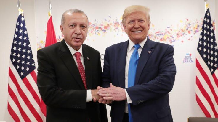 İddia: Erdoğan Trump'ı tehdit etti