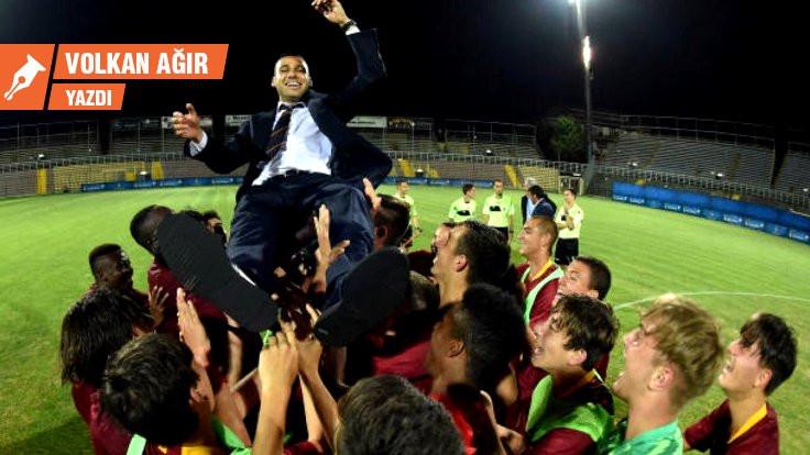 İtalya'da şampiyon olan ilk Türk