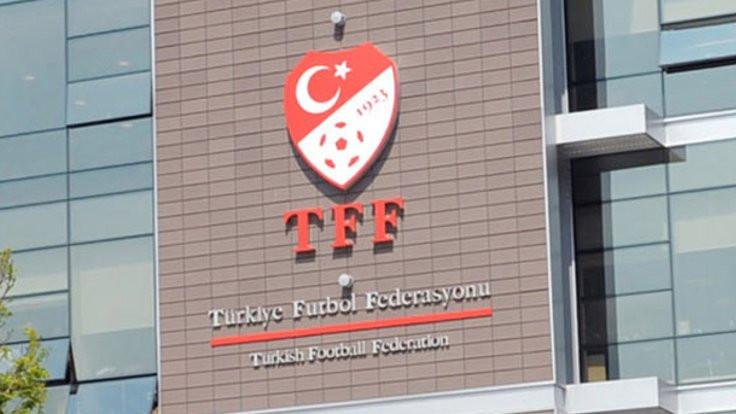 TFF, transfer dönemi tarihlerini açıkladı
