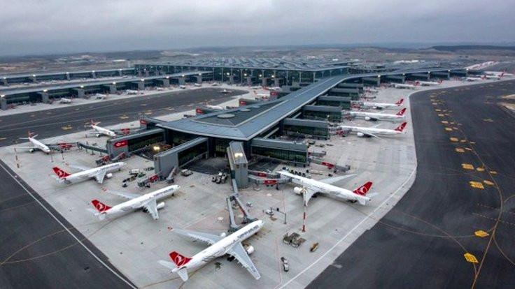 İstanbul Havalimanı Atatürk'ü geçemedi