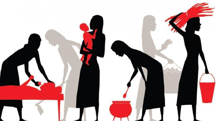 27 yıl boyunca ev işi yapan kadına tazminat