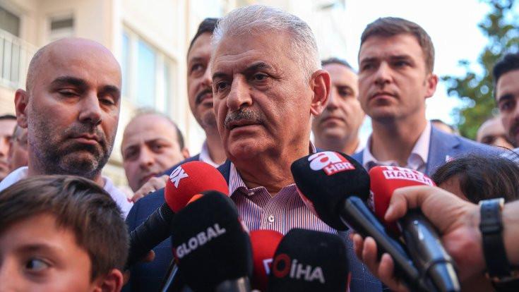 BinaliYıldırım'dan YSK'ye tepki: Talihsiz bir karar