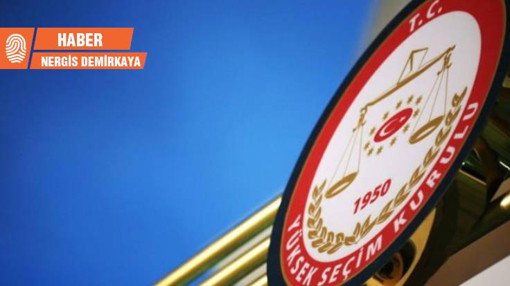 YSK'nin Seçim Kurulu kararına AK Parti'den itiraz