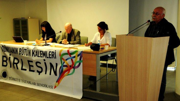 TYS'den İzmir Edebiyat Festivali'ne kınama