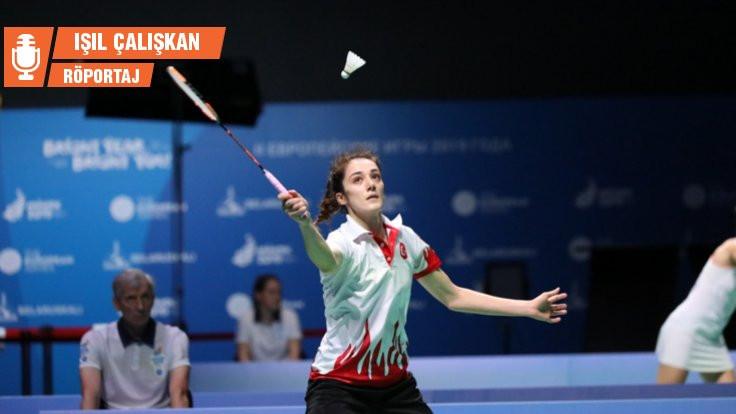 Milli badmintoncu Neslihan Yiğit: Geleceğe güvenle bakıyorum