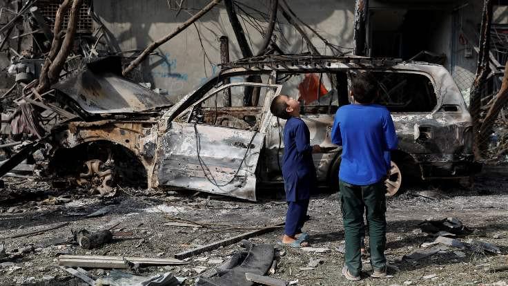 Afganistan'da saldırı: 20 kişi öldü
