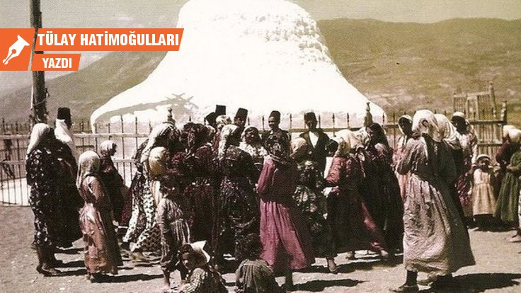 Evvel Temmuz: Binlerce yıllık gelenek yaşatılıyor