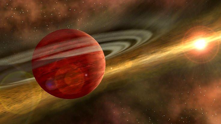 NASA teleskopları bir dış gezegen keşfetti