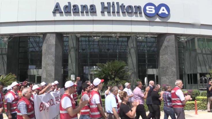 Adana'da grev kararı