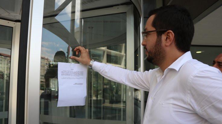 Antalya Büyükşehir Belediyesi'ne grev kararı asıldı