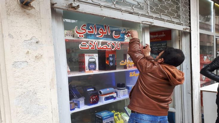 Arapça tabelalar değiştiriliyor