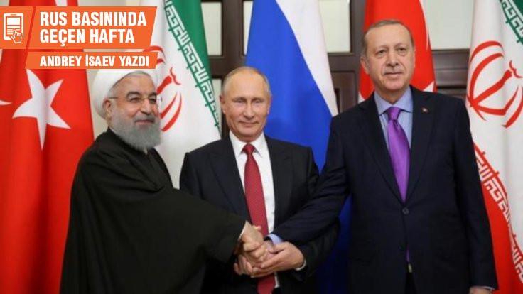 ABD yaptırımları Astana Üçlüsü'nü yakınlaştırır