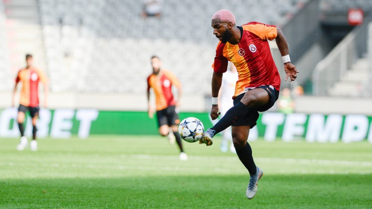 Galatasaray, Leipzig'e mağlup oldu