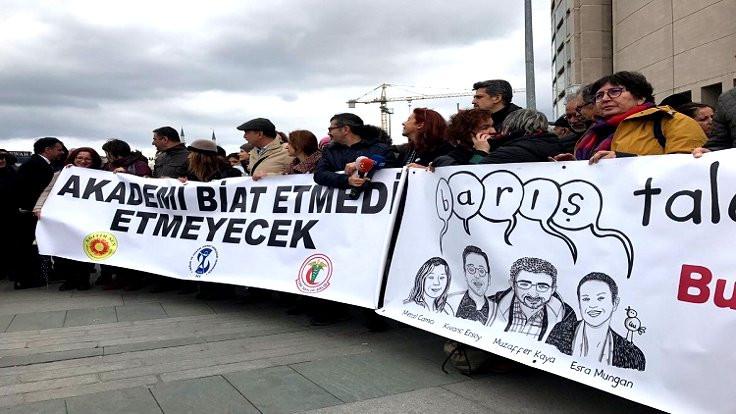 AYM kararına karşı bildiri: Kararda imzası bulunanları kınıyoruz