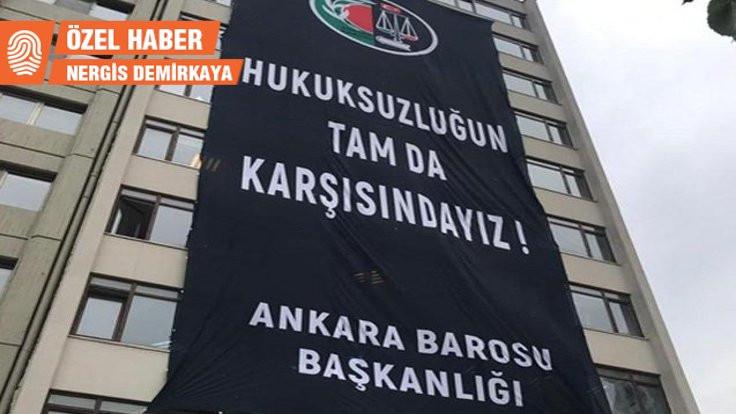 Ankara Barosu işkence raporuna 'FETÖ' suçlaması