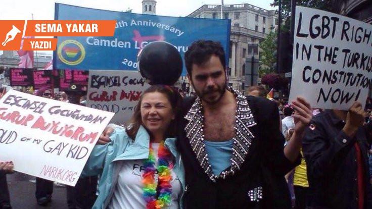 Türkiye'de eşcinsel annesi olmak