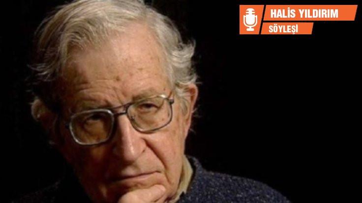 Chomsky: Bu kınama dayanışma göstergesi
