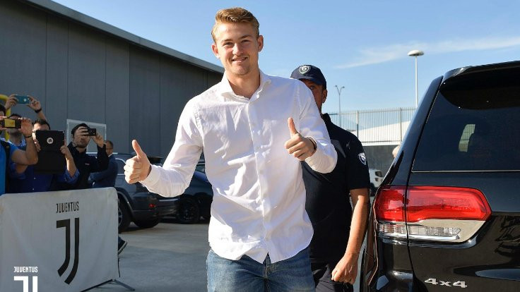 Matthijs de Ligt Juventus'ta