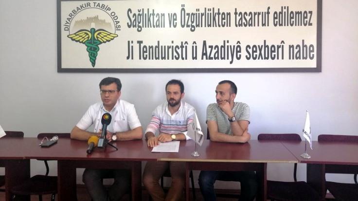Diyarbakır Tabip Odası: Diken onurumuzdur