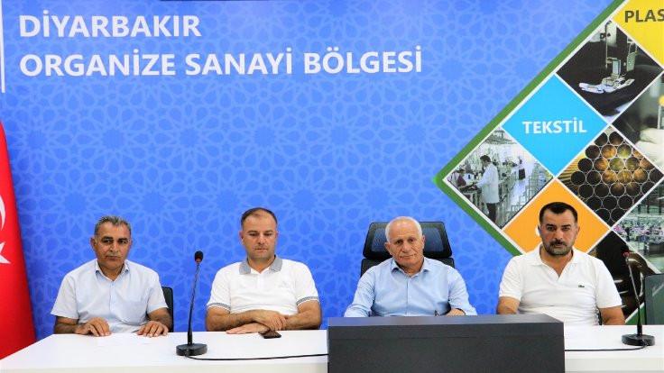 Elektrik zamları Diyarbakır'da 10 fabrikada üretimi durdurdu