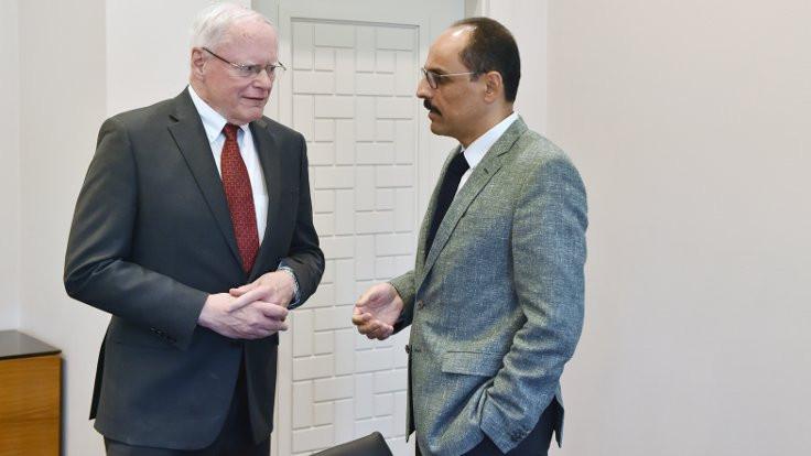 ABD Elçiliği: Jeffrey'in görüşmeleri olumlu geçti
