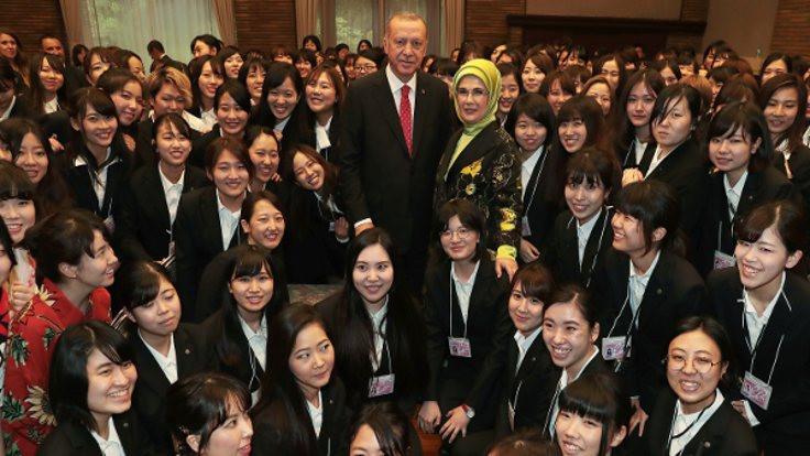Erdoğan'dan YÖK'e 'kadın üniversitesi' talimatı