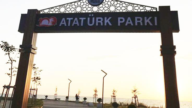 'Millet Parkı'na kaymakam koruması