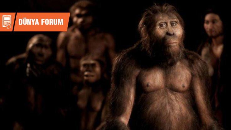 Evrim sürecinde kaybolan insan türleri