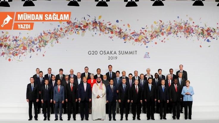 G20: Birliğe karşı teke tek diplomasi dönemi