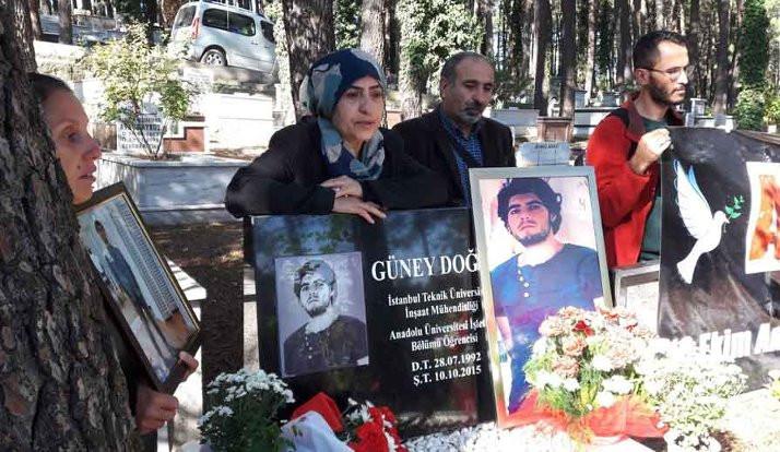 Gar katliamında oğlu ölen babaya hapis cezası