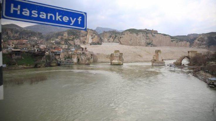 Dicle Nehri'ne girmek kaymakamlık iznine bağlı