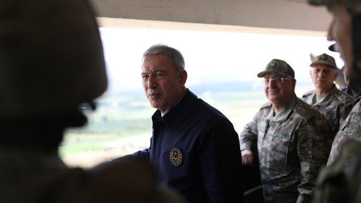 Akar:F-35 projesinden çıkarılmamız, NATO'nun gücünü olumsuz etkiler