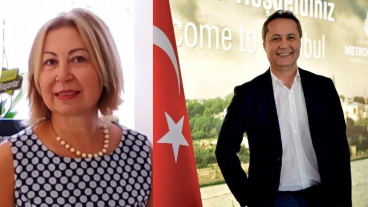 İstanbul Büyükşehir'de 2 yeni atama