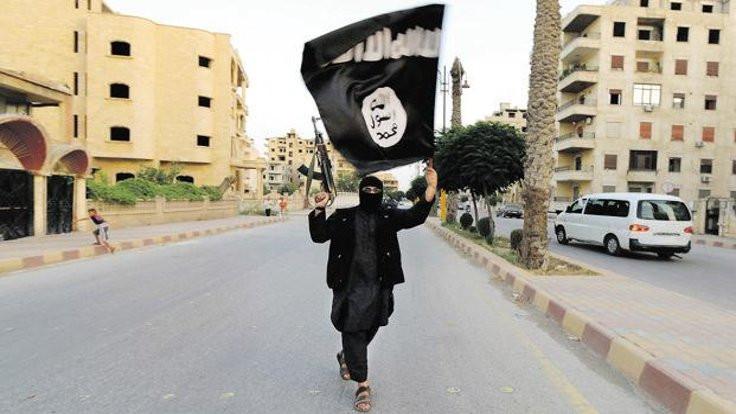 Türkiye'nin harekatına IŞİD eleştirisi