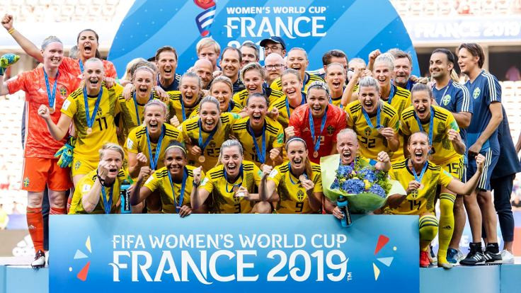 İsveç, dünya üçüncüsü oldu