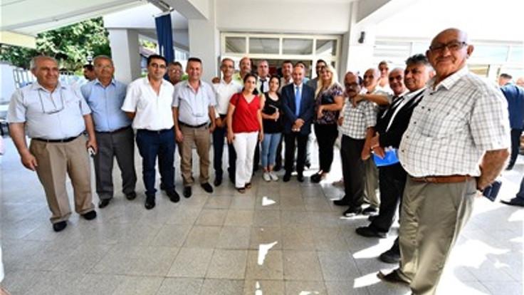 İzmir'de muhtarlara ücretsiz ulaşım