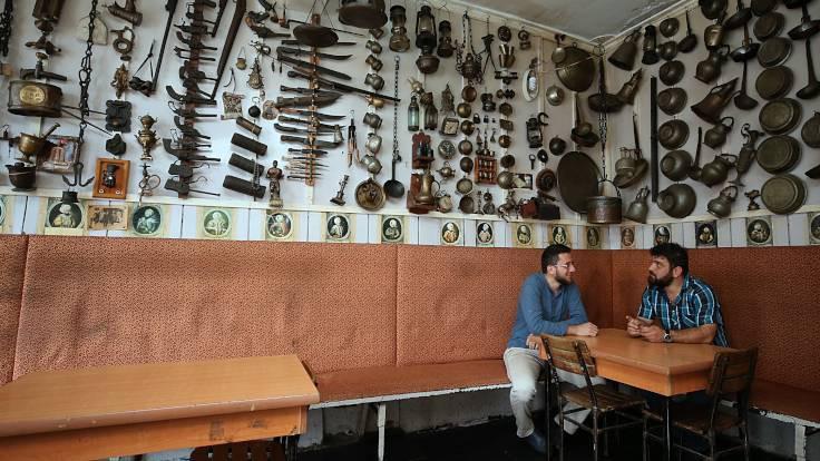 Çay ocağı-köy müzesi kayıt altına alındı!