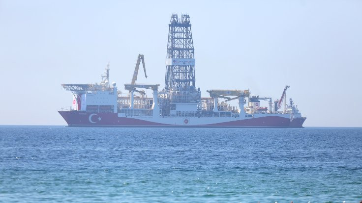 İkinci sondaj gemisi Kıbrıs açıklarında