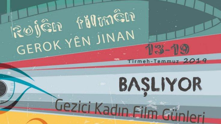 'Kadın Film Günleri' başlıyor