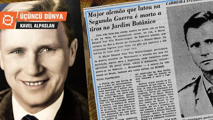 Üçüncü Dünya: Brezilya'da ordu, komünistlerin 'yanlışlıkla' öldürdüğü Nazi subayını andı