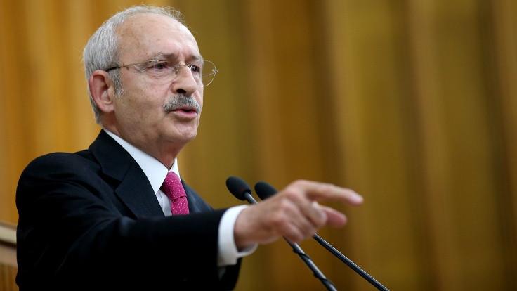 Kılıçdaroğlu: Hakimler Savcılar Alçak Kurulu
