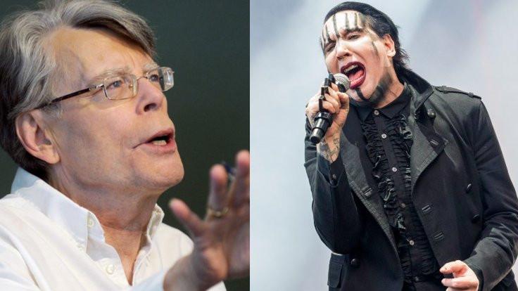 Manson ve King buluşuyor
