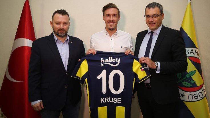 Fenerbahçe, Max Kruse ile 3 yıllık sözleşme imzaladı