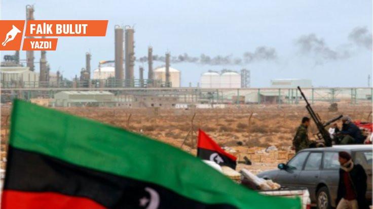 Kurtlar sofrası Libya'da kan ve petrol kavgası