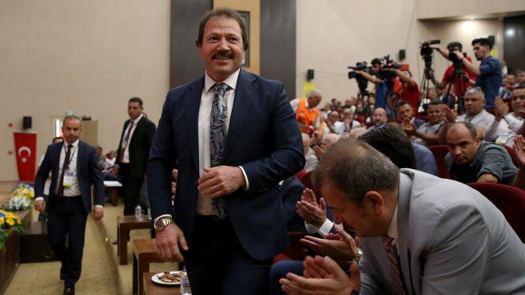 Mehmet Yiğiner yeniden MKE Ankaragücü başkanı seçildi